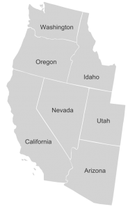 Appraisers in The Western United States